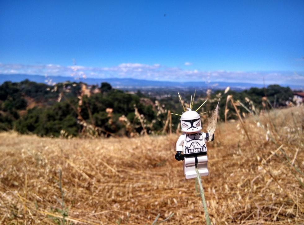The Food Trooper, thefoodtrooper, Instagram, foodie, foodie pictures, clone trooper, storm trooper, food, star wars, hiking, hills, statue of liberty