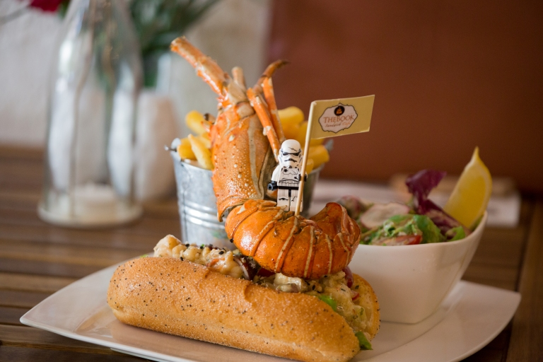 Yee-15 Lobster Sandwich-Book Sandwich Cafe